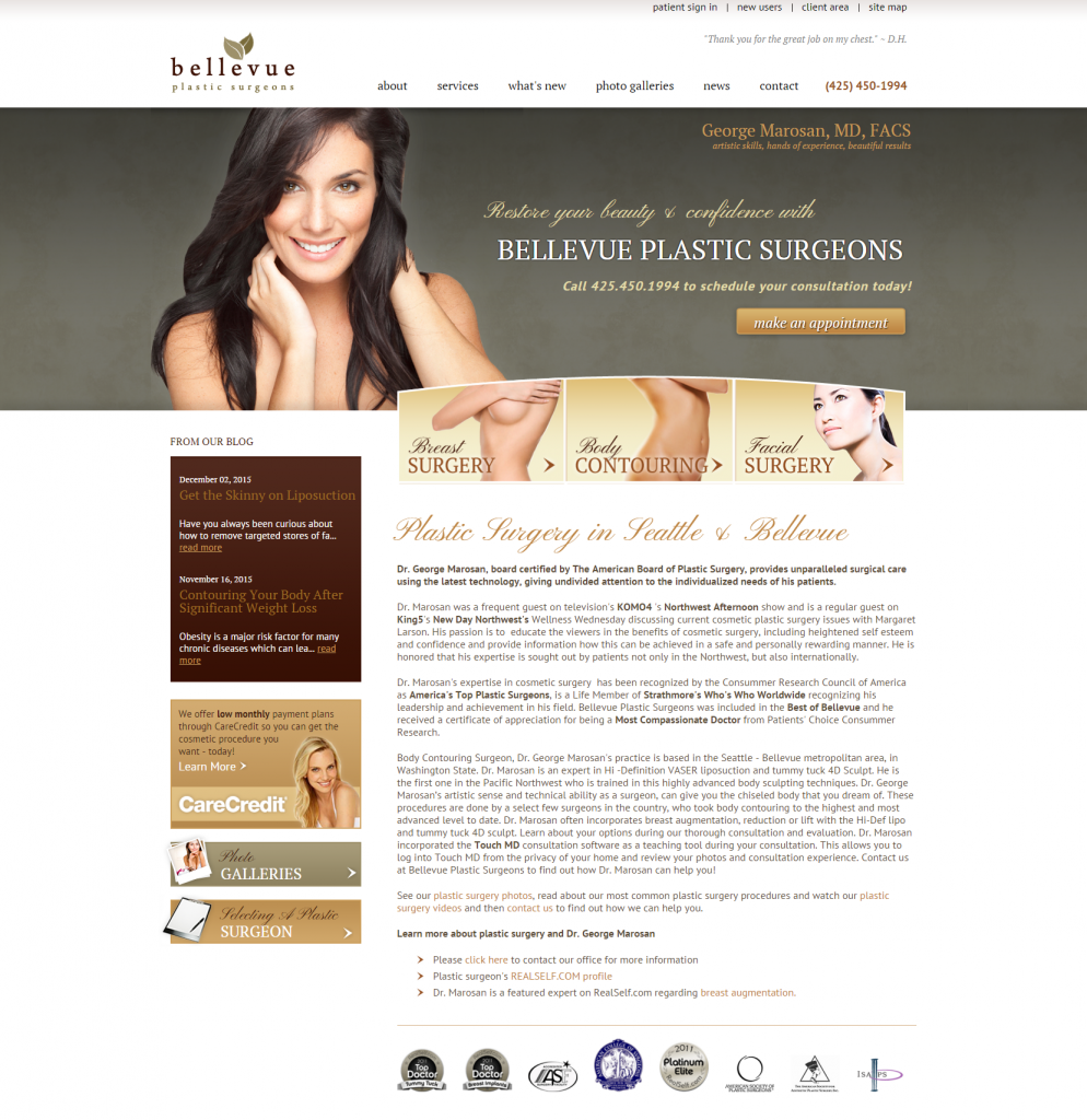 Bellevue Plastic Surgery
