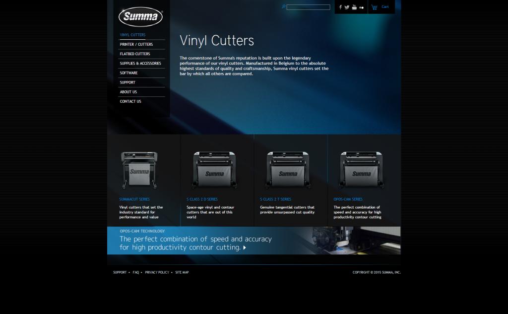 Summa Vinyl Cutters