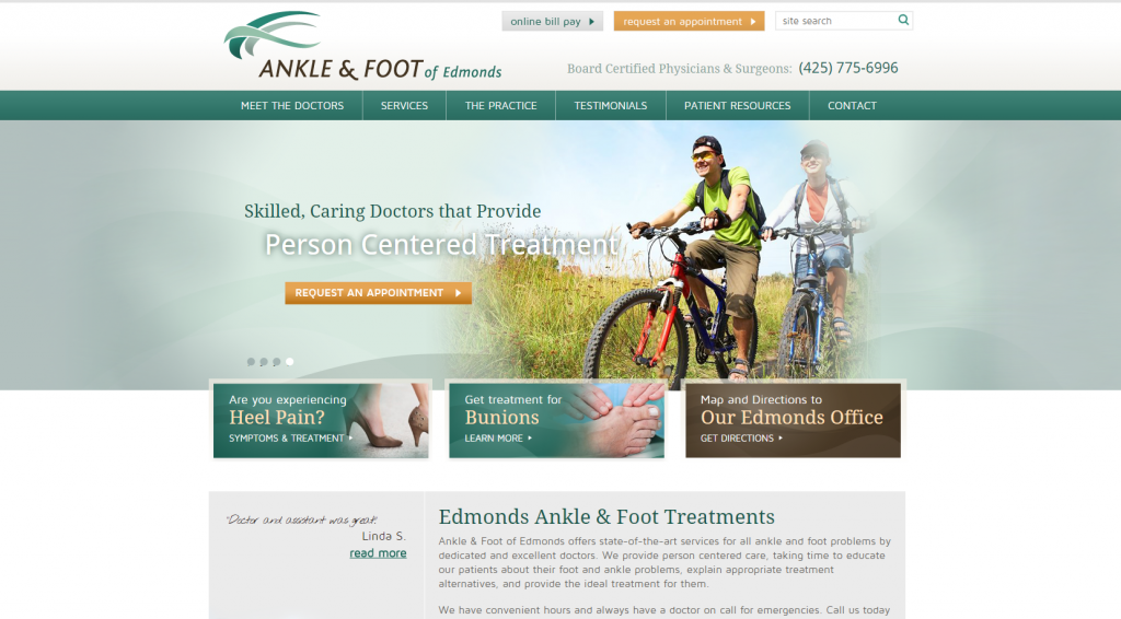 Edmond Ankle & Foot Doctors