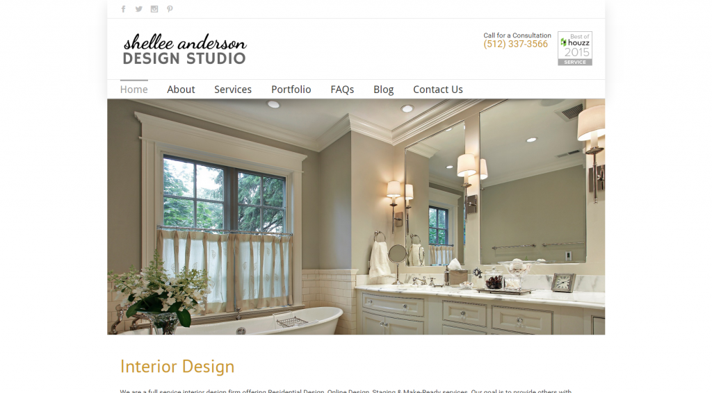 Shellee Anderson Design Studio