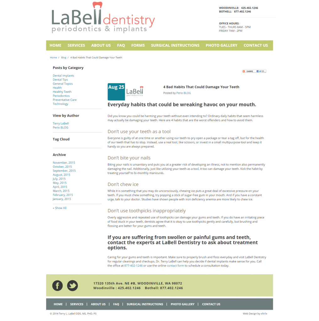 LaBell Dentistry
