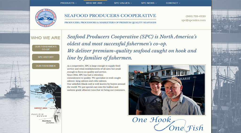 Seafood Processors Cooperative