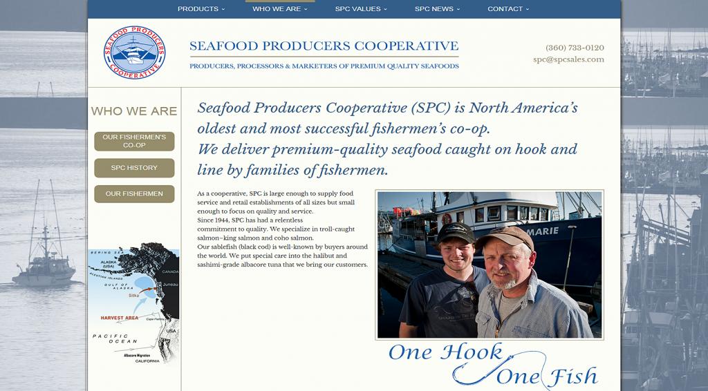 Seafood Processors Cooperative